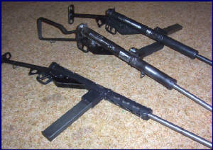 Uzi? Sten? Swede-K? CZ-26? PPS-43? Skorpion? PM-63? Other